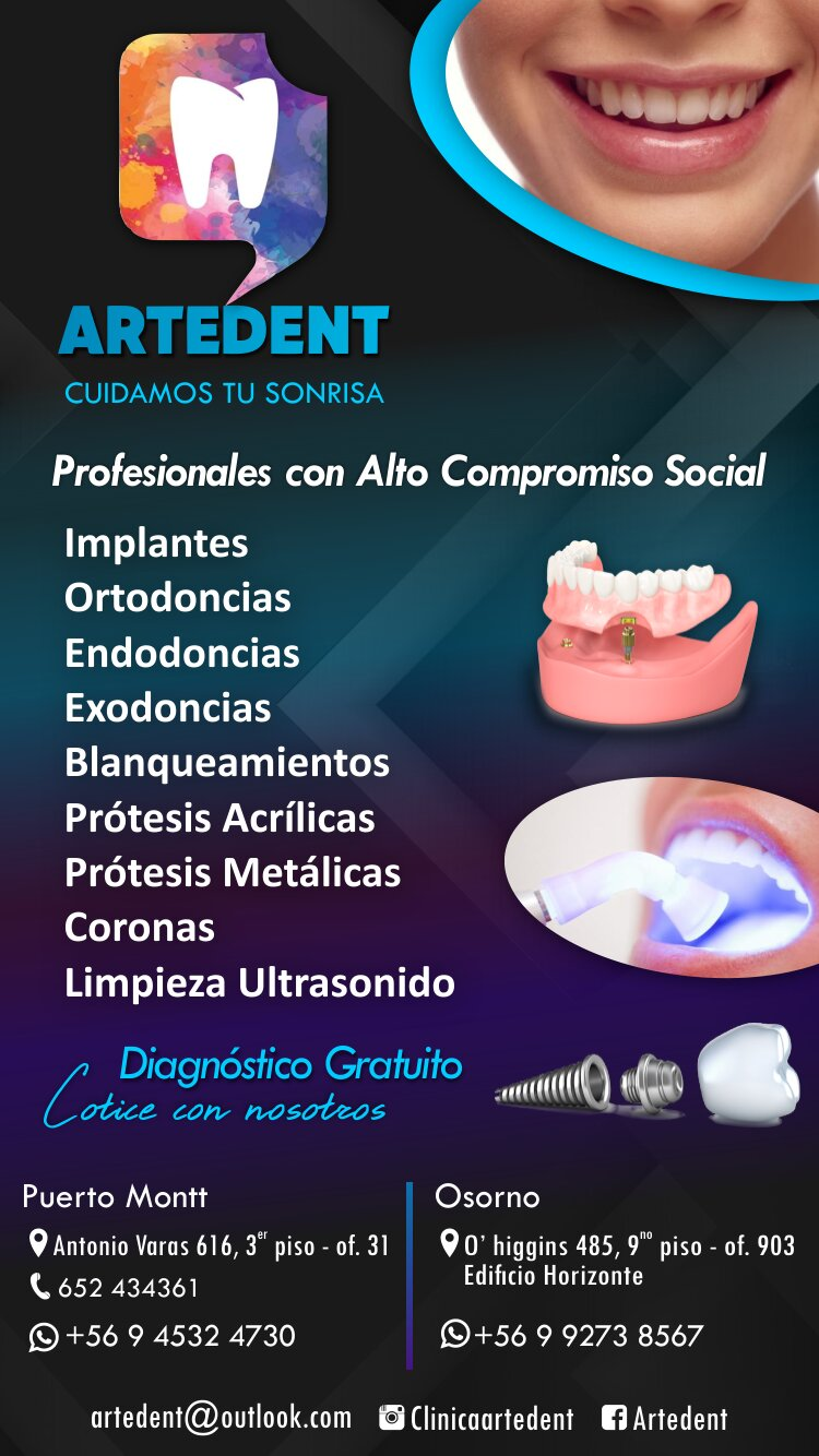 clinica dental puerto montt